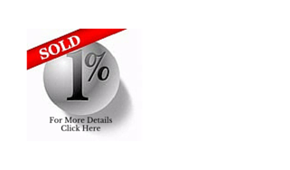 one percent realty sold logo